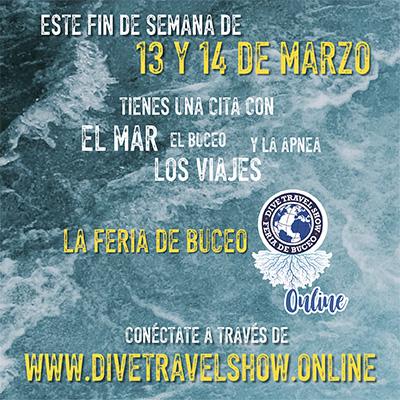 Feria Online de buceo
