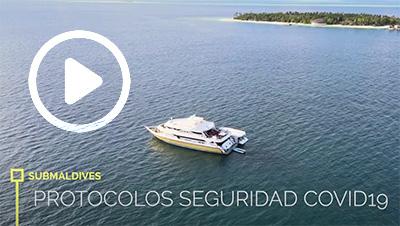 Protocolo COVID en Submaldives