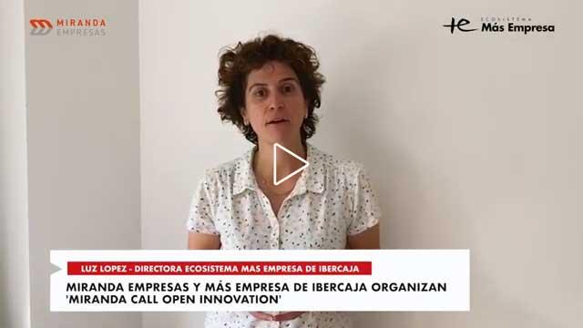 Vídeo: Cómo lanzar un reto de innovación por Luz López, directora Más Empresa