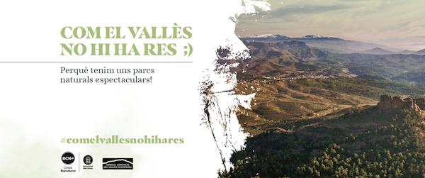 Web turística del Vallès Occidental #comelvallesnohihares