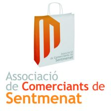 Logo Associació de Comerciants de Sentmenat