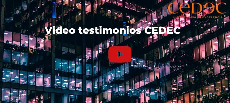 VIDEO TESTIMONIOS