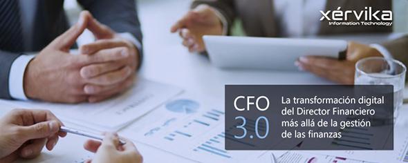 CFO 3.0: MÁS ALLÁ DE LA GESTIÓN DE FINANZAS